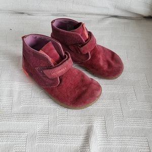 Merrell Bare Steps Bootie - Berry Size 7